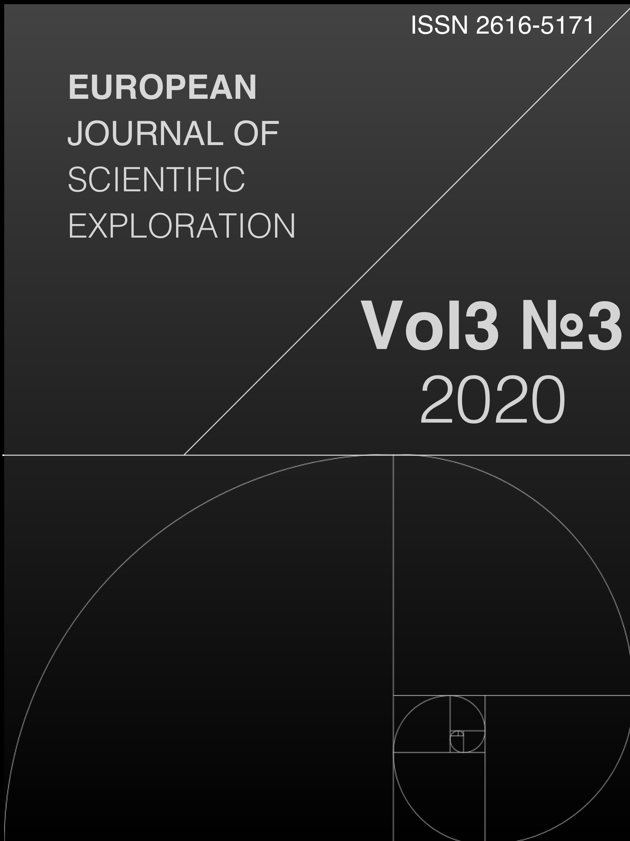 View Vol. 3 No. 3 (2020)